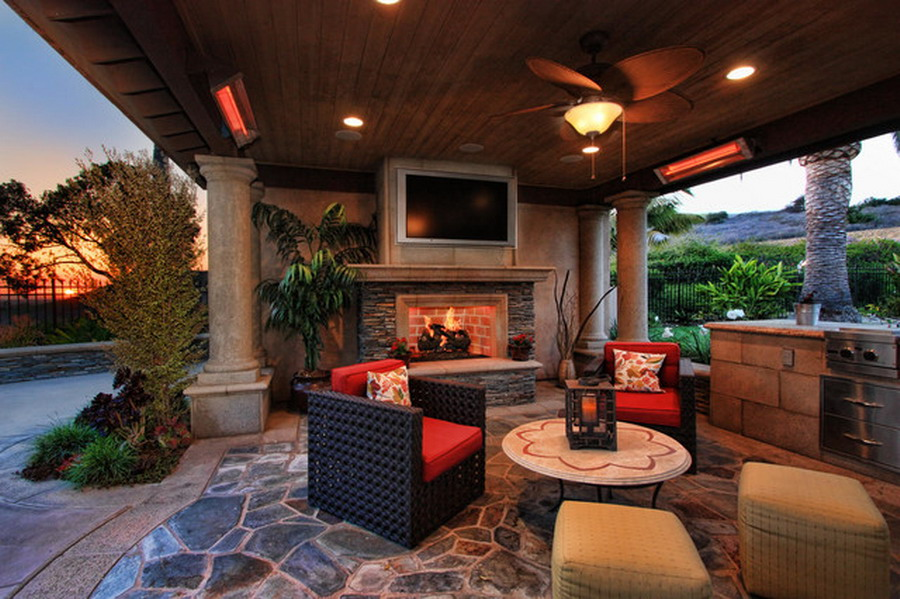 Heating options for your Central MD screened porch ... on Patio Top Ideas id=51691