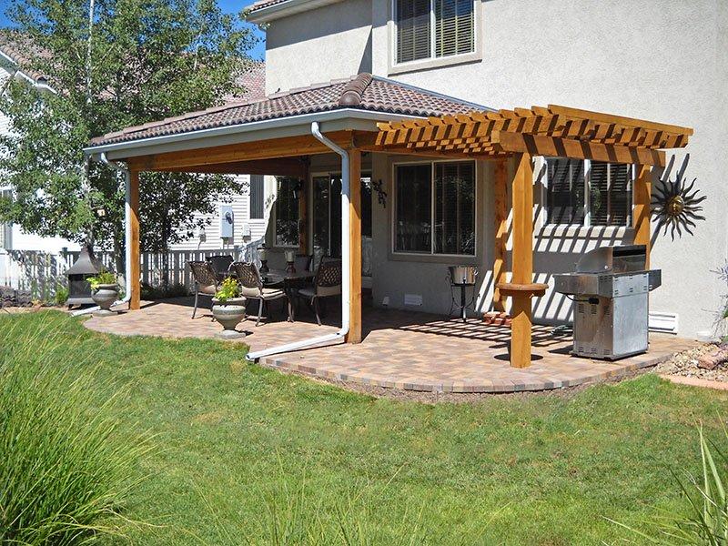Deck Amp Patio Combinations Decktec Outdoor Designs