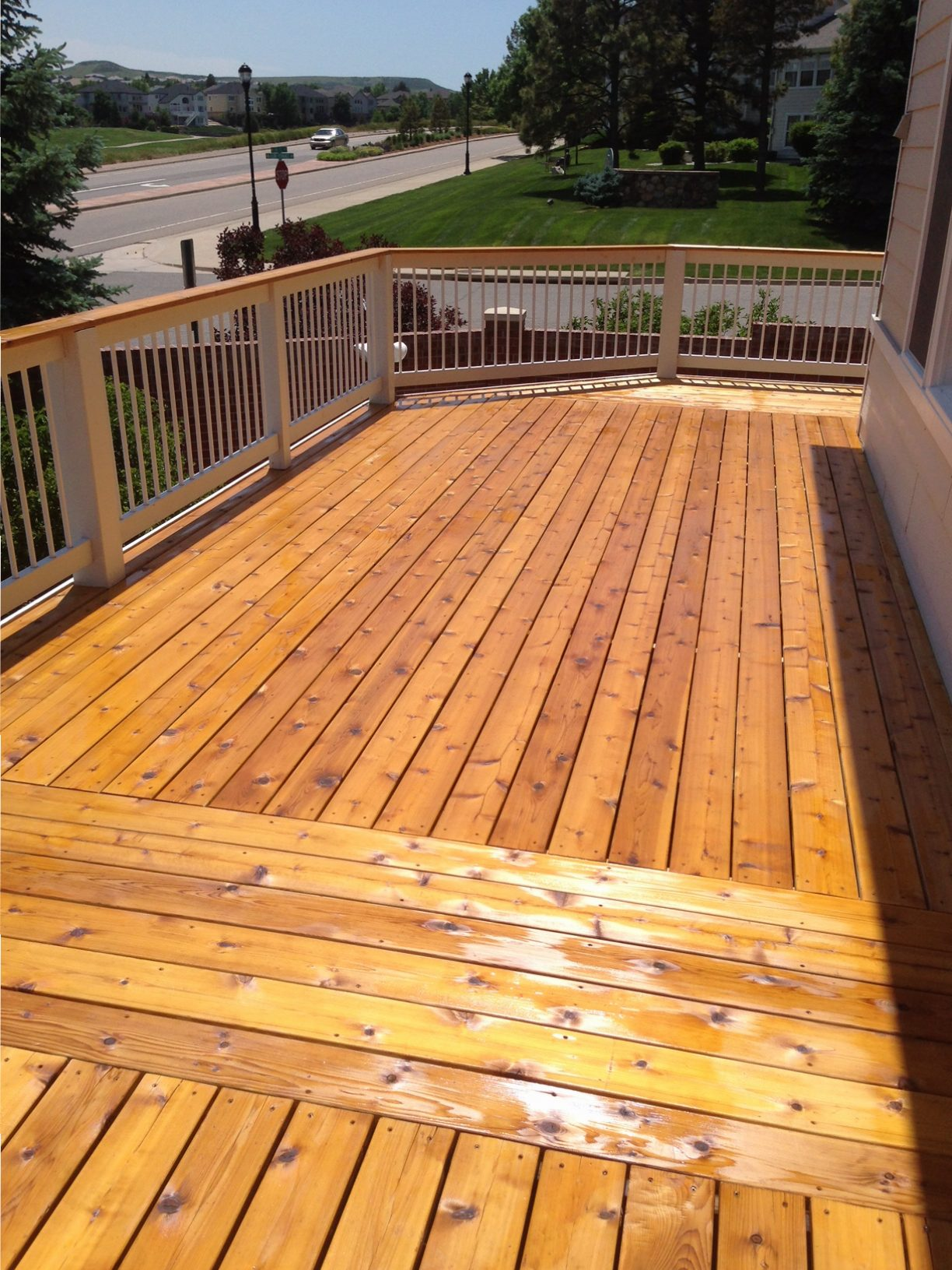 Home Deck Tune Up Deck Refinishing Rebuilding New