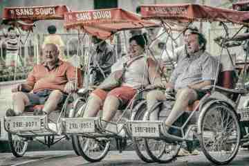 l'activité physique structurée peut améliorer la mobilité des sujets âgés et obèses