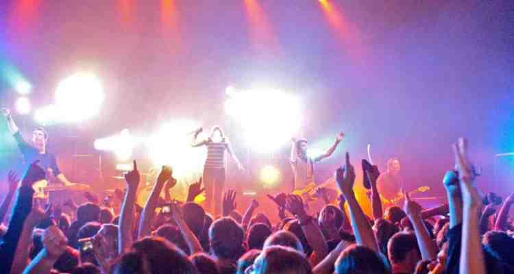 Les concerts augmentent la longévité !