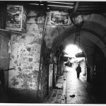 Au coeur de la casbah, noir et blanc argentique, Jean-Pierre Devals