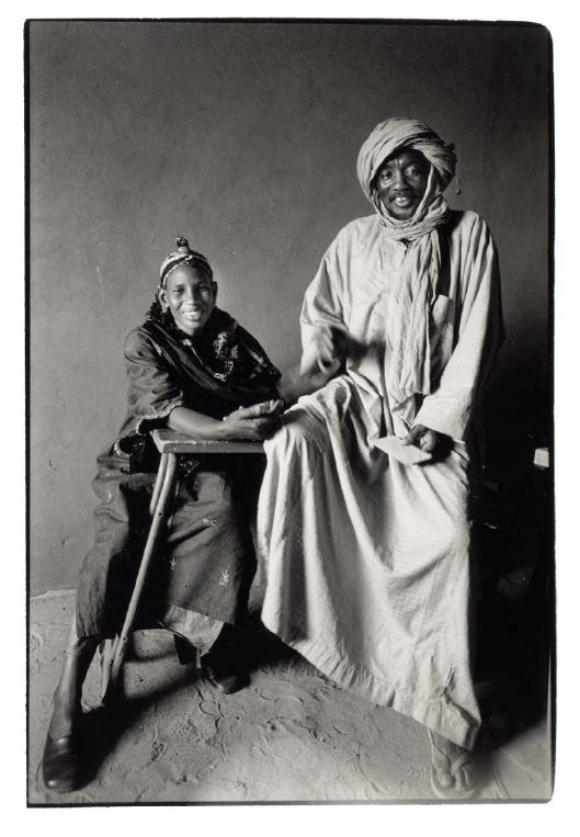 Les instits, Mali, clichés noir et blanc argentique, Jean-Pierre Devals
