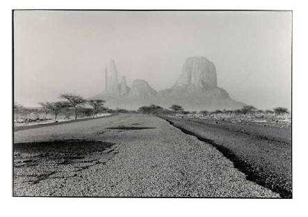 Main de Fatma - Mali - photographie argentique - Jean-Pierre Devals