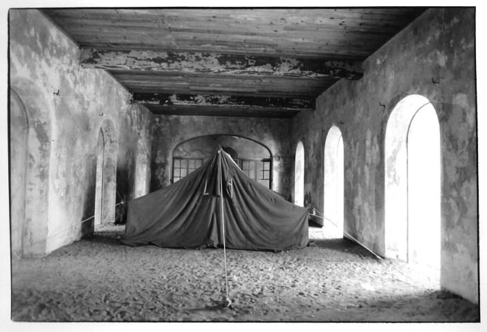 Palais du gouverneur de Gorée