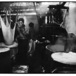 Tofu, Laos, photographie noir et blanc