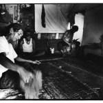 Travailleurs du tabac,  clichés noir et blanc