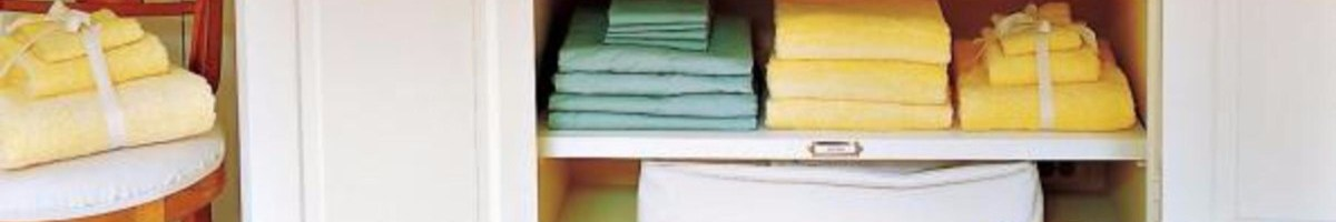 Declutter and organize your linen closet with these DIY tips and ideas