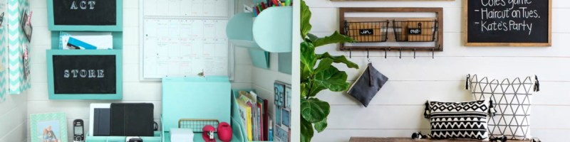 DIY Home Command Centers To Organize Your Family's Life