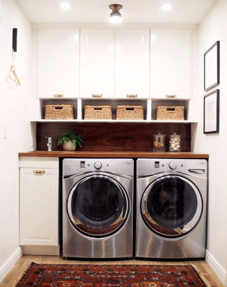 Organization Ideas For Small Laundry Rooms