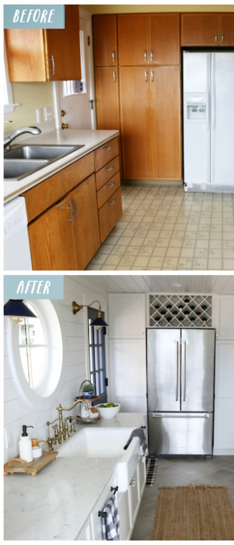 kitchen makeovers before and after small kitchen makeovers before and after pictures of 8351