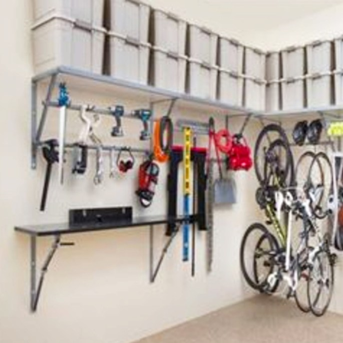 ideas diy patterns organization shelving guide garage plans