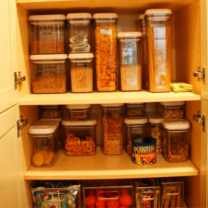 No Pantry? How To Organize A Small Kitchen WITHOUT A