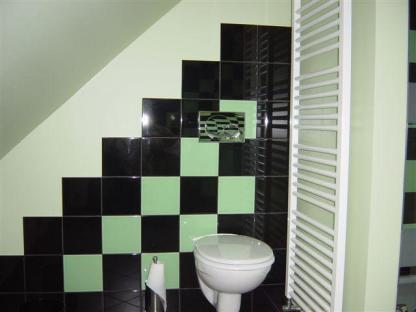 Gästebad WC