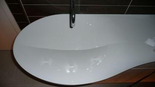 Designer Waschbecken