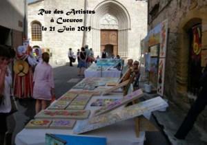 rue des artistes Cuc
