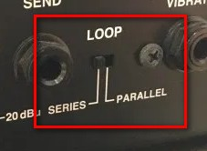 LOOPスイッチ