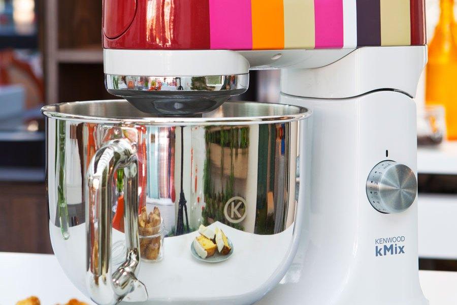 Electrodomésticos: robot de cocina
