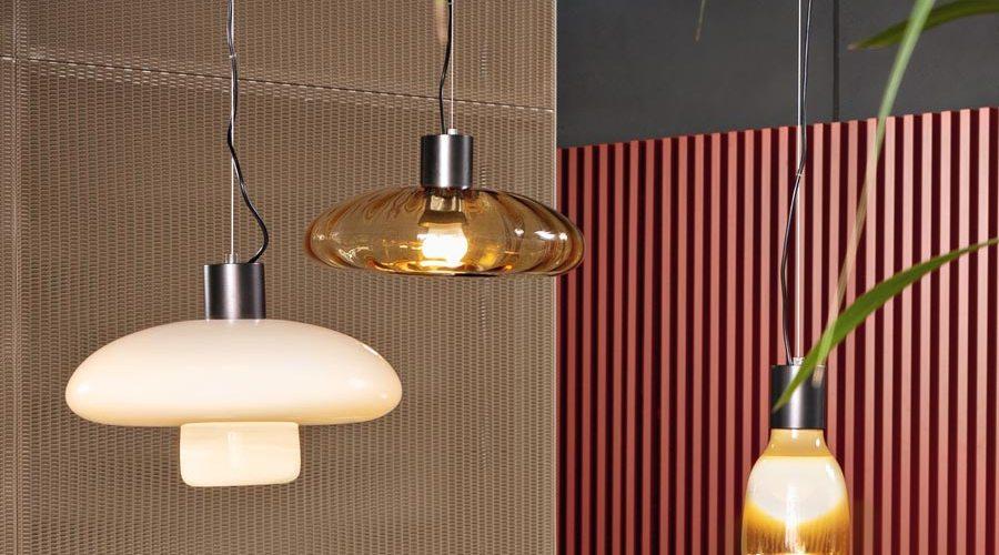 Lámparas de techo para el comedor
