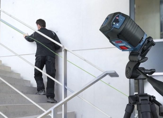 Laser wielofunkcyjny Bosch GCL 2-15 G Professional