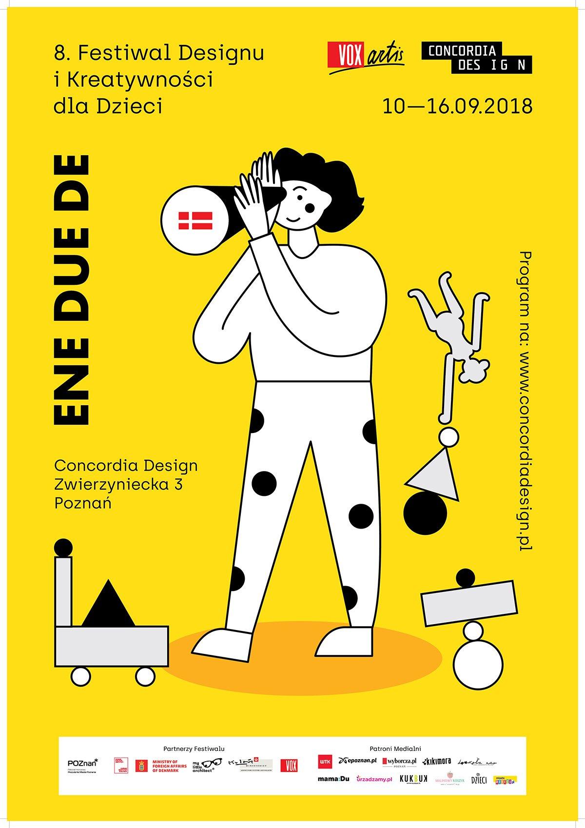 8 edycja Festiwalu Designu Ene Due De