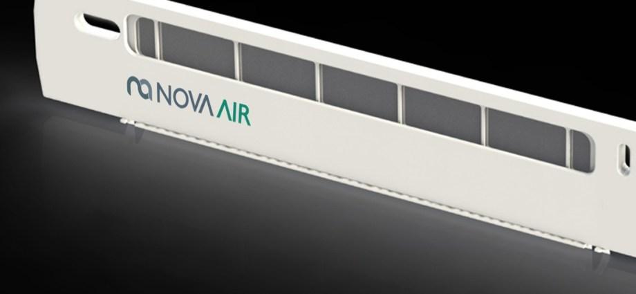 Filtr antysmogowy NovaAir