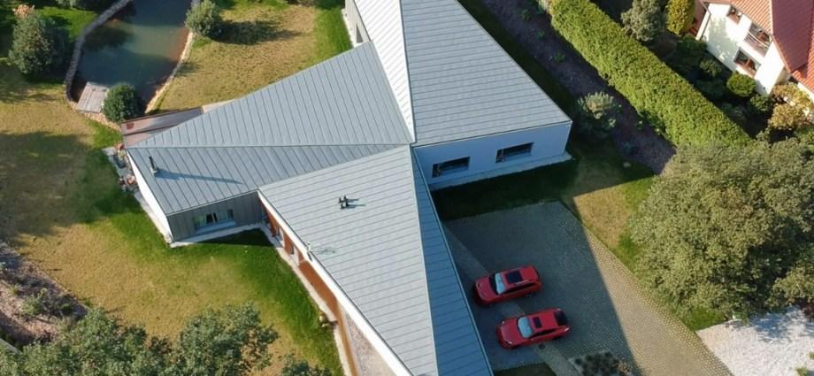 FAN-CY-HOUSE - dom inspirowany wiatrakiem