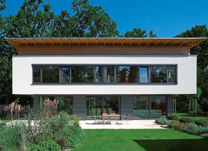 Na cztery strony świata – jak rozplanować okna w projekcie domu?