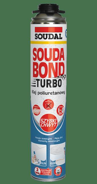 Klej poliuretanowy Soudabond Turbo