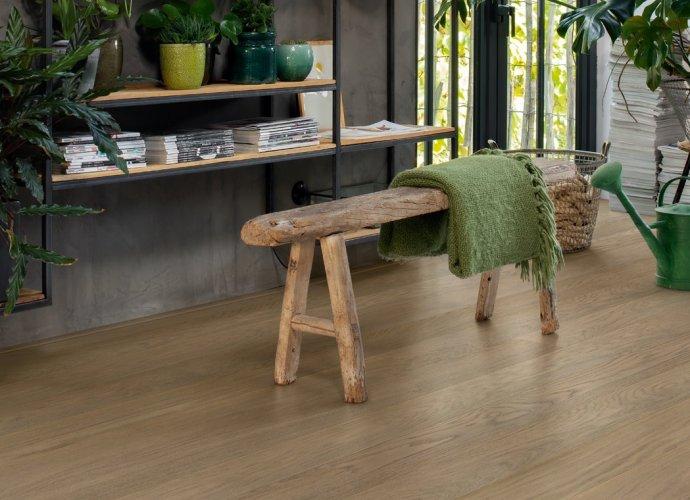 podłogi drewniane Quick-Step z trwałą powierzchnią Wood for Life