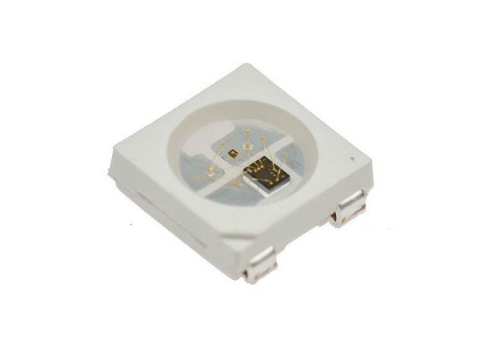 Zastosowanie taśmy LED z układem cyfrowym – sterowanie każdą diodą osobno