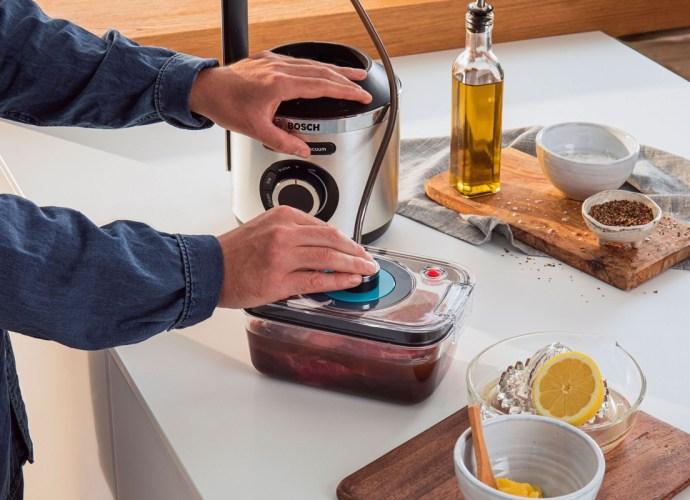 Bosch dzięki innowacyjnym rozwiązaniom zapobiega marnowaniu żywności