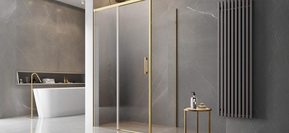 Kabina prysznicowa z drzwiami przesuwnymi - w jakiej łazience sprawdzi się najlepiej?
