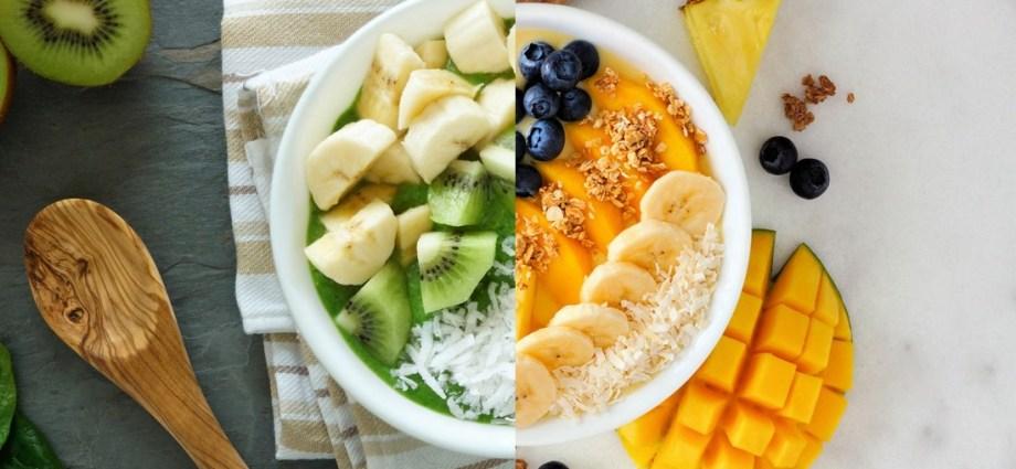 To śniadanie jest hitem - smoothie bowl?