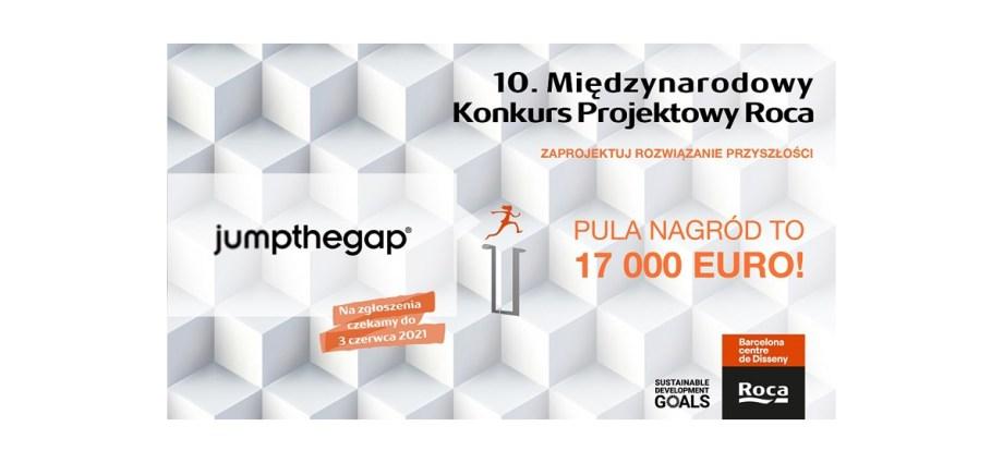 jumpthegap – wystartowała kolejna edycja prestiżowego konkursu designu