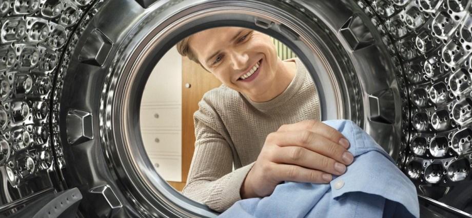 Wygoda i oszczędność: nowe pralki Samsung AI Control