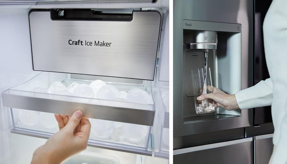 System LG Craft Ice