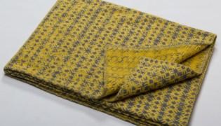 Koc DF Deco Wooly Limone 130×200