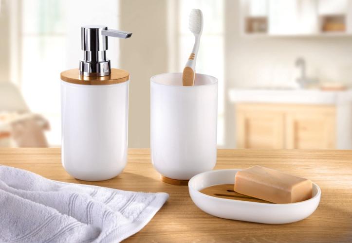 Akcesoria i dodatki łazienkowe Kleine Wolke Timber