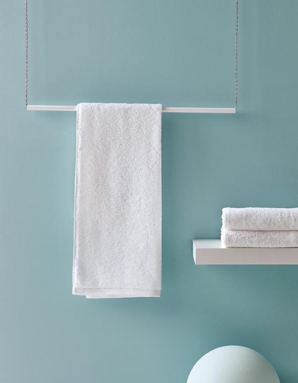 Jak prać białe ręczniki