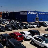 Clicars - Venta de coches de ocasión Online en Madrid