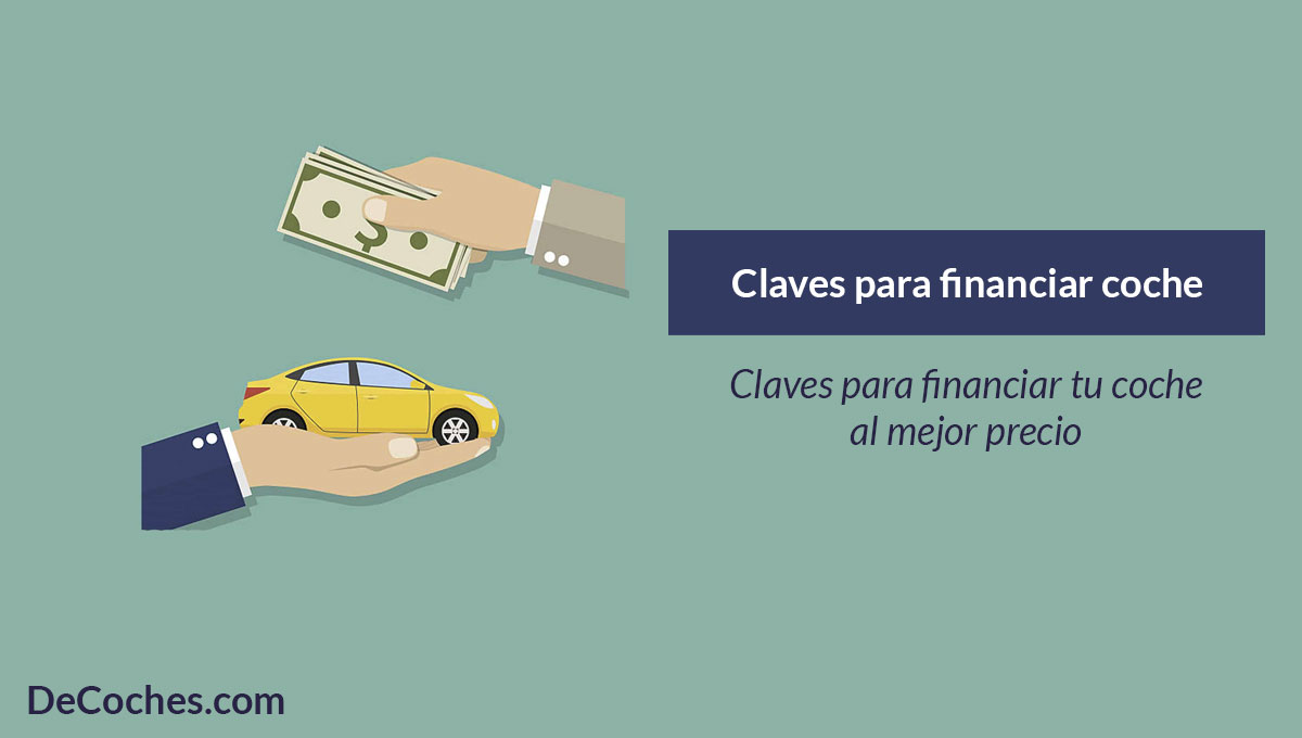 Financiar coche al mejor precio