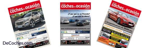 Revista coches de ocasión