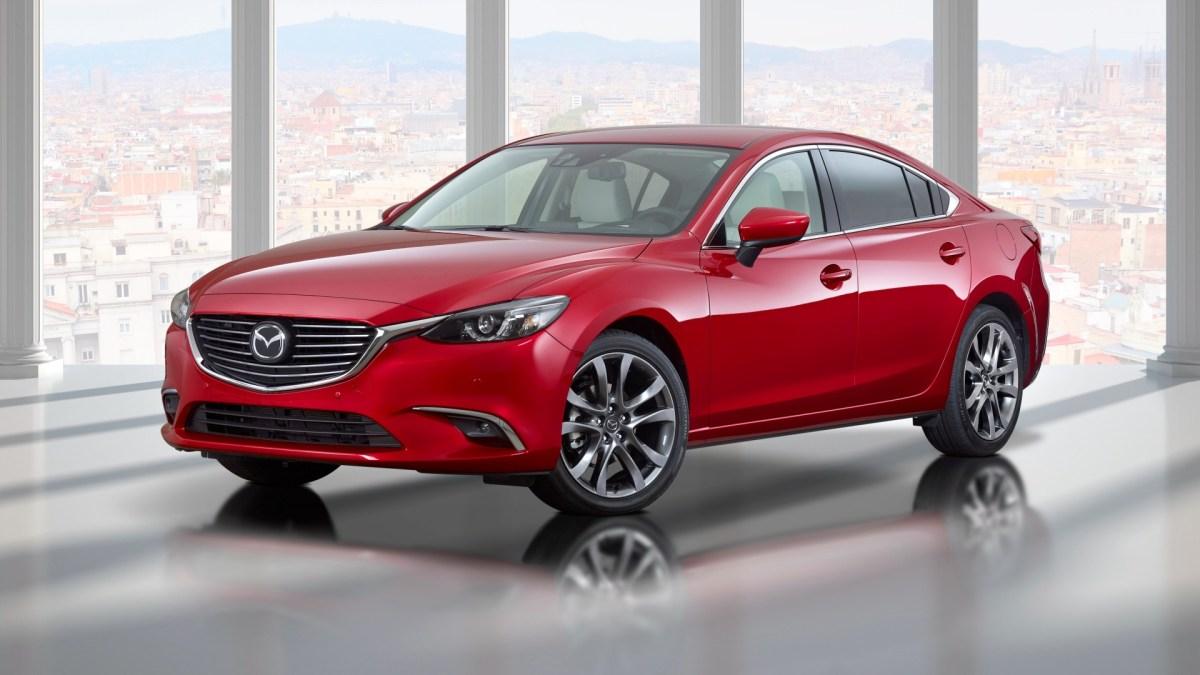 Mazda 6 suscripción