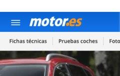 Publicar coche en motor.es