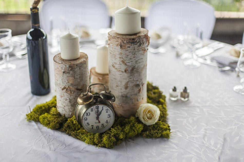 bouleau decoration mariage