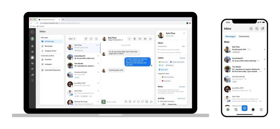 Facebook Business Suite : un outil précieux pour les PME.
