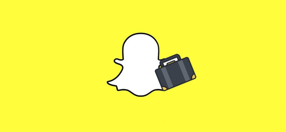 Snapchat pour booster son entreprise.