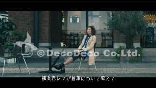 ソニーモバイルコミュニケーションズ(株)『Xperia Ear 』コンセプト動画「TWOURIST〜ふたり旅〜」ボディペインティング制作の画像
