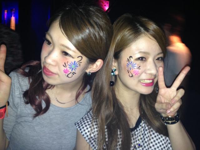ジラフ大阪 BEACH PARTY